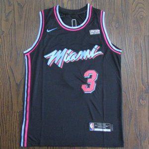 Dwyane Wade Miami Heat Jerseys